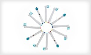 Image 2 of Replacement Toothbrush Heads 12 Pk