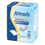 Attends Underpads 23 x 36 In 10 Ct