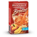 Image 0 of Nestle Resource Breeze Peach 8 Oz