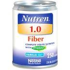 Image 0 of Nestle Nutren 1.0 Fiber Vanilla 250 Cc