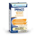 Image 0 of Nestle IMPACT ADVANCED RECOVERY Vanilla 8 Oz