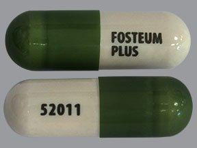 Fosteum Plus Caps 60 By Primus Pharma.