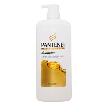 Pantene Advanced Care Shampoo 40 oz