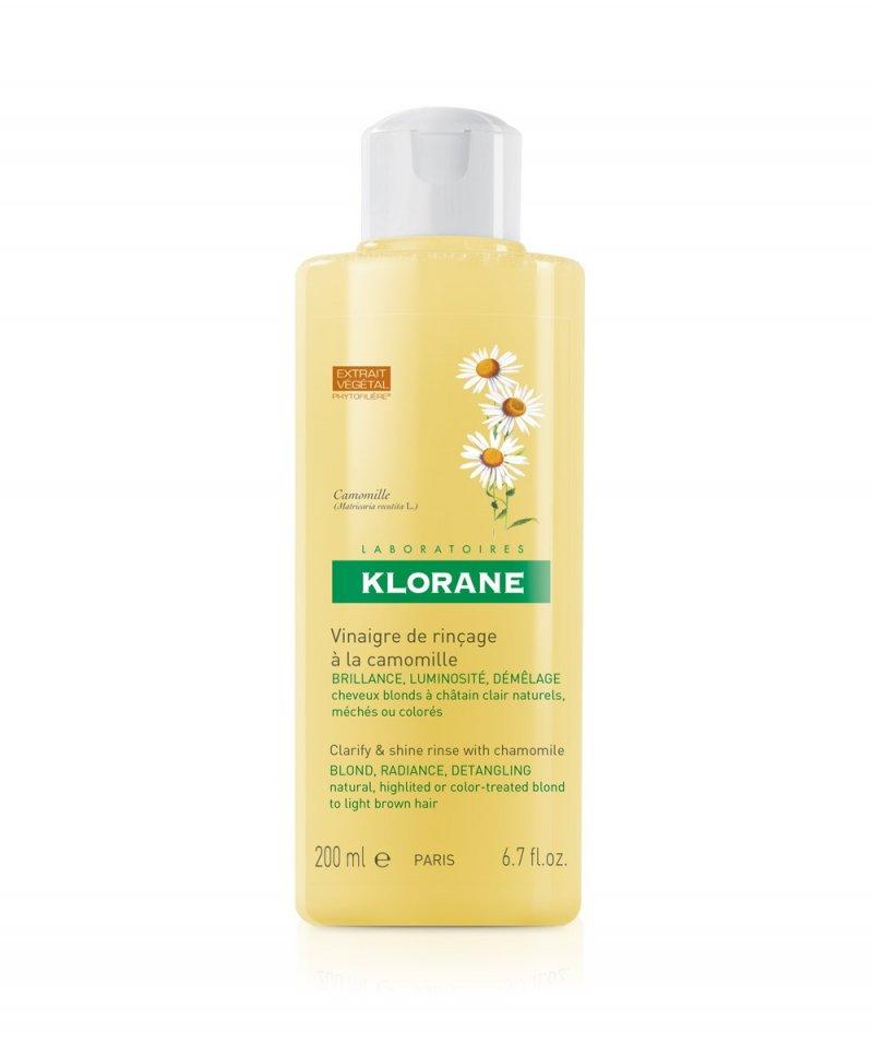 Klorane Clarify & shine rinse with chamomile 6.7 Oz