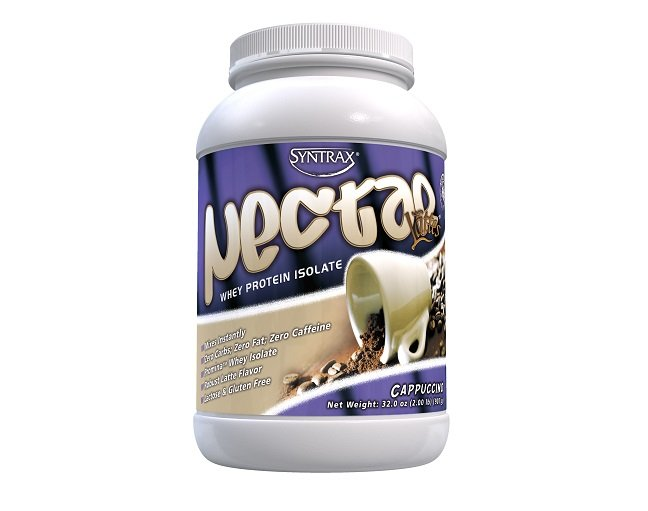 Nectar Latte Cappuccino (2lb bottle)