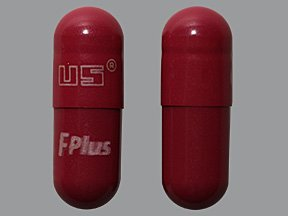 Fusion Plus Capsules 30 Ct By Us Pharma.