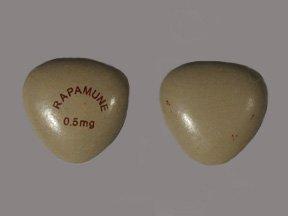 Sirolimus 0.5 Mg 100 Tabs By Green Stone Pharma.