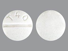 Tabloid 40 Mg 25 Tabs By Prasco Llc.