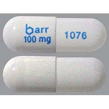 Temozolomide 100 Mg 14 Caps By Teva Pharma.