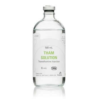 Tham 18 G Solution 6 x 500 Ml By Hospira Worldwide.