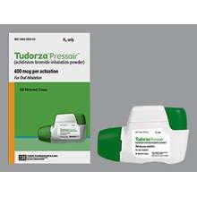 Tudorza 400 Mcg 1 Inh By Astra Zeneca Pharma. Free Shipping