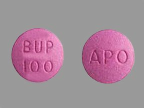 Image 0 of Bupropion Hcl 100 Mg Tabs 100 By Apotex Pharma.