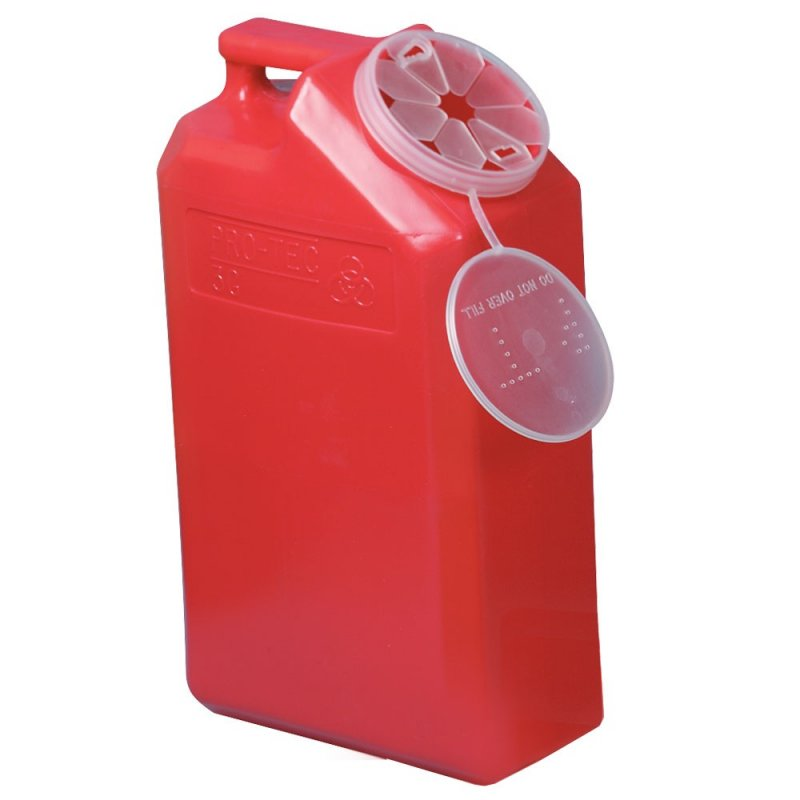 Image 0 of Infectious Waste Container - 3 gal