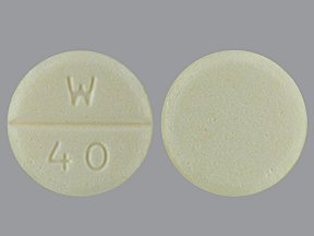 Digoxin 0.125 Mg Tabs 100 By West Ward Pharma.