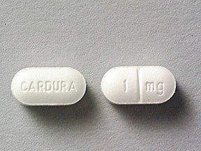 Doxazosin Mesylate 1 Mg Tabs 100 By Greenstone Ltd.
