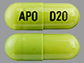 Duloxetine 20 Mg Dr Caps 60 By Apotex Corp.