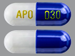 Duloxetine 30 Mg Dr Caps 30 By Apotex Corp.