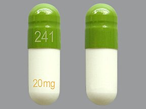 Duloxetine 20 Mg Dr 60 Caps By Bluepoint Labs.