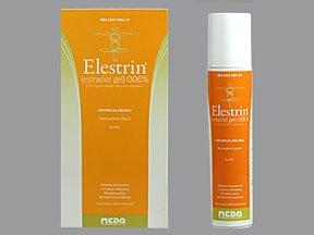 Elestrin 0.06% Gel Dual Pack 2x26 gm By Meda Pharma