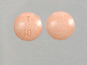 Image 0 of Enalapril Maleate 10 Mg Usp 1000 Tabs By Taro Pharma.