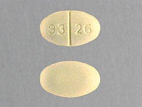 Image 0 of Enalapril Maleate 2.5 Mg Tabs 100 By Teva Pharma.