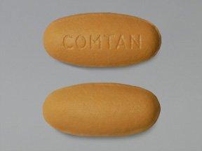 Entacapone 200 Mg 100 Tabs By Sandoz Rx