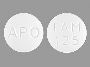 Famciclovir 125 Mg Tabs 30 By Apotex Corp.