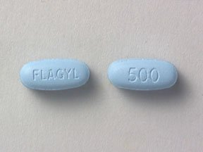 Flagyl 375 Mg Tabs 50 By Pfizer Pharma