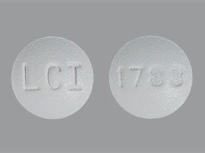 Fluphenazine Hcl 1 Mg Tabs 100 By Lannett Co.