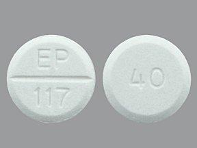 Furosemide 40 Mg 1000 Tabs By Leading Pharma