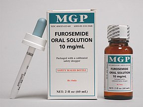Furosemide 10 Mg-Ml Oral Solution 60 Ml By Morton Grove
