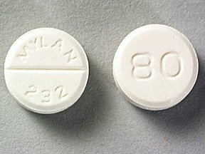 Furosemide 80 Mg 500 Tabs By Mylan Pharma