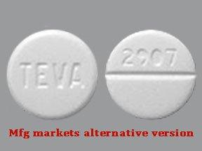 Furosemide 40 Mg Tabs 100 By Teva Pharma