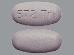 Triumeq 30 Tabs By Viiv Healthcare.