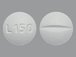 Metoprolol Tartrate 25mg L150