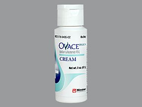 Image 0 of Ovace 10% Cream 2 Oz By Mission Pharma