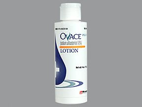 Image 0 of Ovace Plus Lotion 4 Oz By Mission Pharma