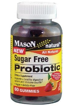 Image 0 of Probiotic Sugar Free Gummies 60ct