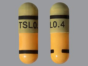 Tamsulosin 0.4 Mg Caps 100 By Actavis Pharma