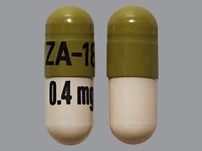 Tamsulosin 0.4 Mg Caps 100 Unit Dose By American Health