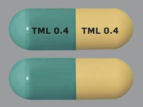 Tamsulosin 0.4 Mg Caps 100 Unit Dose By Major Pharma