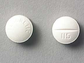 Tenoretic 50-25 Mg 90 Tabs By Almatica Pharma