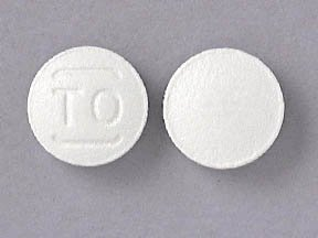 Tolterodine 1 Mg 60 Tabs By Greenstone Ltd.