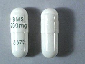 Videx Ec 200 Mg SA Caps 30 By Bristol Myers.
