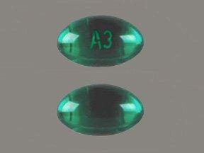 Vitamin D 50 Mu Caps 100 Unit Dose By American Health
