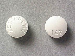 Zestoretic 20/12.5Mg Tabs 90 By Almatica Pharma