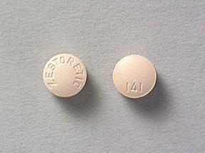 Zestoretic 10/12.5Mg Tabs 90 By Almatica Pharma