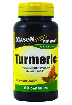 Image 0 of Turmeric 60 Capsules by Mason Vitamins