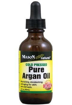 Image 0 of Pure Argan OilBody Oil 2oz by Mason Vitamins