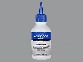 Actidose Aqua Bottle 25 Gm